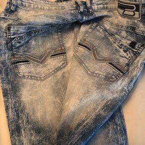 Buffalo David whitewash Jeans